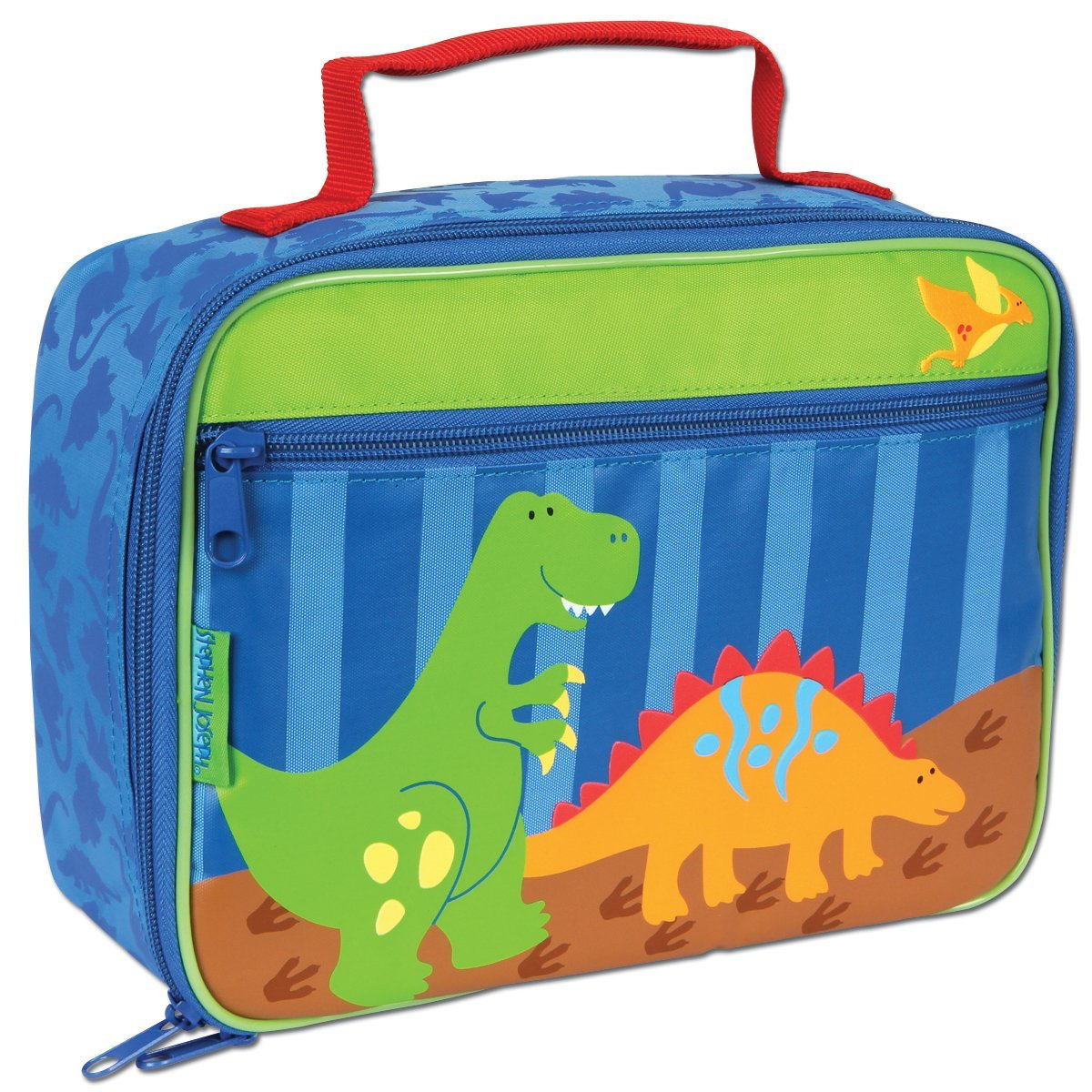 Dinosaur lunchbox, the Earth is only 6,000 years old.