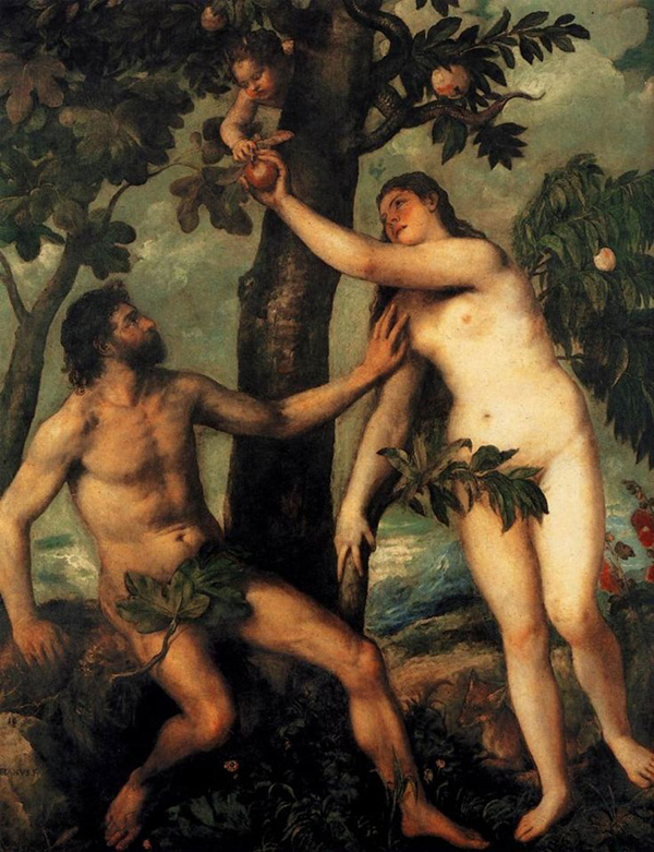 Adam & Eve cockney rhyming slang.