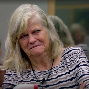 Photo of Ann Widdecombe MEP for the south west of England.